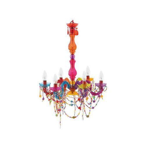 Lampa wisząca Chandelier Gypsy kolorowa by Silly - sprawdź w ExitoDesign