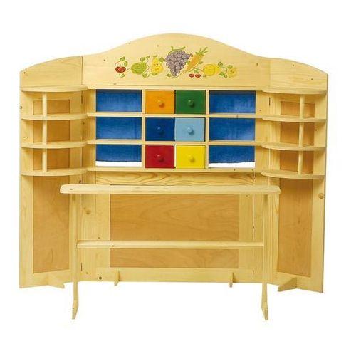 Oferta Sklep drewniany i teatrzyk dla przedszkolaków, small foot design (pacynka, kukiełka)