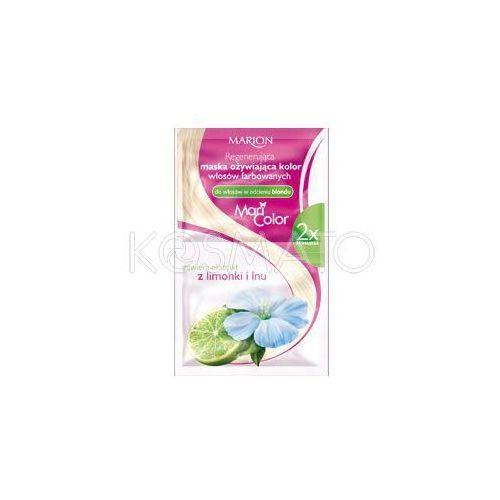 Produkt z kategorii- pozostałe kosmetyki do włosów - Marion Mari Color Odcienie Blondu, 2 x 20 ml