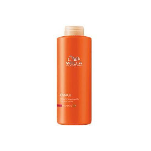 Wella ENRICH MOISTURISING CONDITIONER FOR COARSE HAIR Odżywka nawilżająca do włosów grubych (1000 ml) - produkt z kategorii- odżywki do włosów