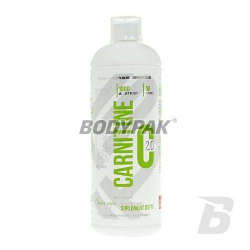 Ihs l-carnitine 2.0 liquid - 1000ml wyprodukowany przez Ihs iron horse