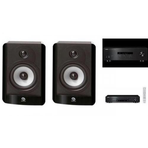 Artykuł YAMAHA R-S201 + CD-N301 + BOSTON ACOUSTICS A23 z kategorii zestawy hi-fi