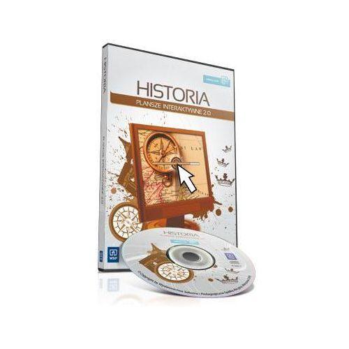 Historia. Plansze interaktywne 2.0. Gimnazjum