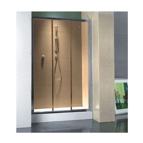 Oferta Drzwi prysznicowe Omnires R-80D BR (drzwi prysznicowe)