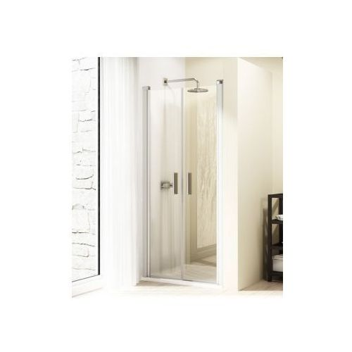 HUPPE DESIGN ELEGANCE 4-kąt drzwi wahadłowe do wnęki 8E1301 (drzwi prysznicowe)