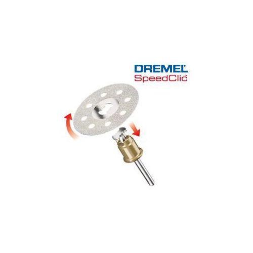Oferta DREMEL SpeedClic: diamentowa tarcza tnąca (SC545)