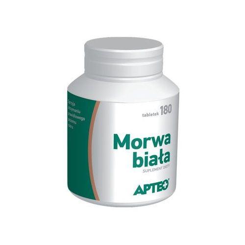 Morwa biała APTEO tabl. - 180 tabl., postać leku: tabletki