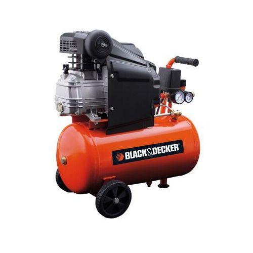 Kompresor elektryczny olejowy 24L 8 bar 2KM RCCC404BND006 Black&Decker, kup u jednego z partnerów
