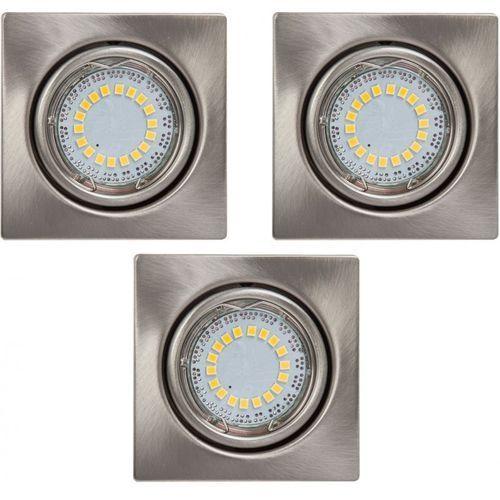 Zestaw Opraw Stropowych SPOTLIGHT Cristaldream 2305329 Satynowy + DARMOWA DOSTAWA! z kategorii oświetlenie