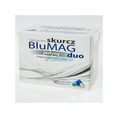 Blumag skurcz jedyny duo x 60 kaps, postać leku: kapsułki