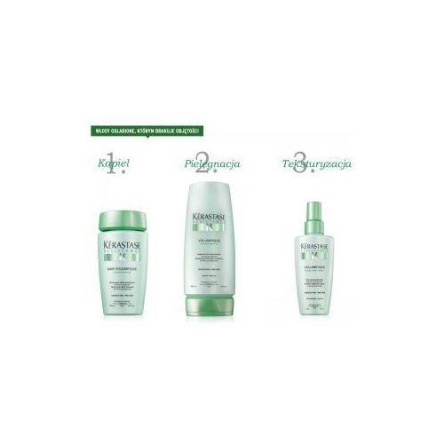 Produkt z kategorii- pozostałe kosmetyki do włosów - Zestaw Kerastase do włosów osłabionych, którym brakuje objętości.