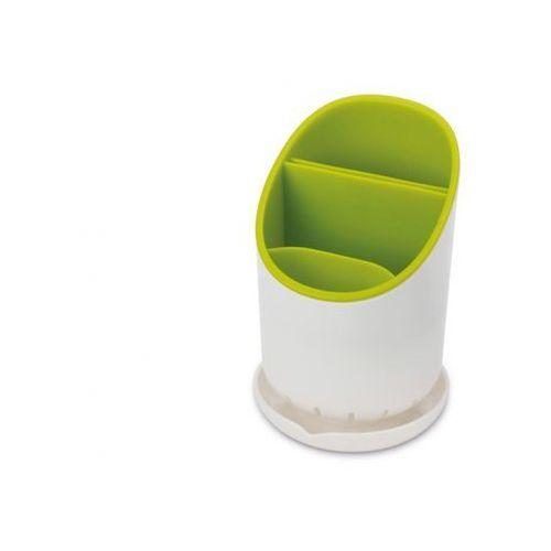 Plastikowy ociekacz na sztućce JOSEPH JOSEPH DOCK ZIELONY - rabat 10 zł na pierwsze zakupy! - produkt z kategorii- suszarki do naczyń