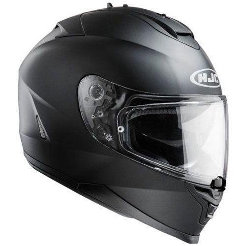 KASK HJC IS-17 RUBBERTONE BLACK S z kategorii kaski motocyklowe