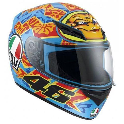 kask AGV K-3 Integralny kolor MUGELLO 2001 z kategorii kaski motocyklowe
