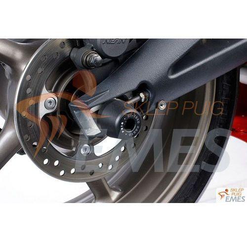 Protektory osi koła tylnego PUIG do Triumph Daytona 675 / Street Triple z kategorii crash pady motocyklowe