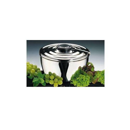 Produkt z kategorii- suszarki do naczyń - Stalowa suszarka do sałaty, Kuchenprofi