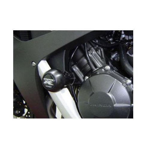 Puig y Honda CBR600RR; 2007-2008 (czarne)   TRANSPORT KURIEREM GRATIS z kat. crash pady motocyklowe