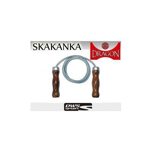 Produkt PROFESJONALNA SKAKANKA TRENINGOWA SPECJALISTYCZNA METALOWA LINKA DRAGON, marki Dragon Sports