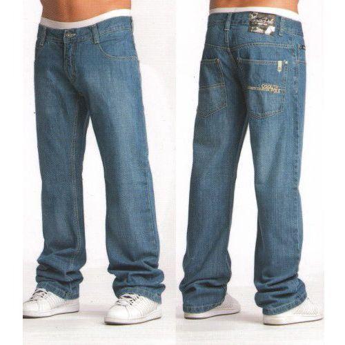 spodnie SOUTHPOLE - 911S3010 (MS BL) rozmiar: 27 - produkt z kategorii- spodnie męskie
