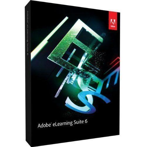 elearning suite 6.1 eng win/mac - dla instytucji edu od producenta Adobe