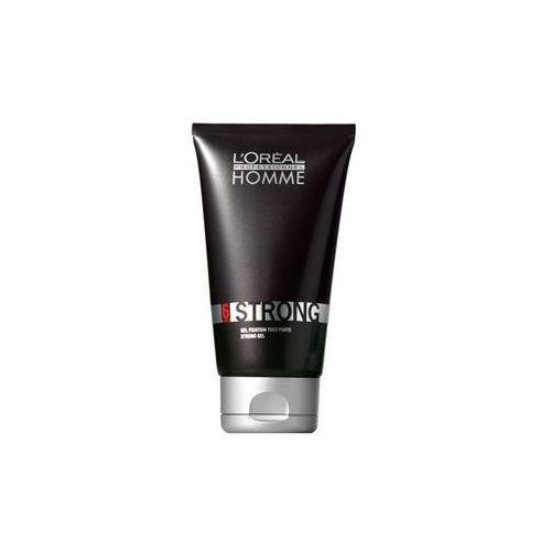 Produkt z kategorii- pozostałe kosmetyki do włosów - Loreal Homme STRONG 150 ml