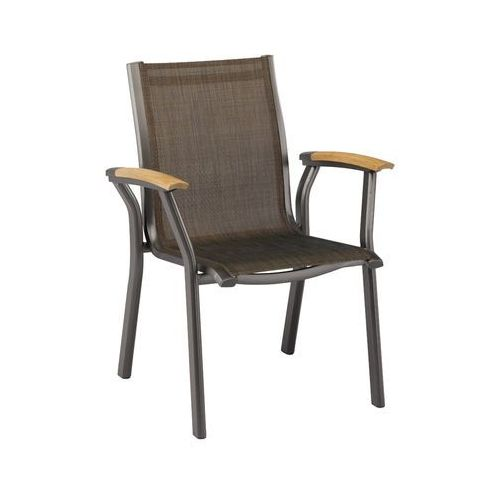 Krzesło ogrodowe sztaplowane Kettler AVANCE ze sklepu ACTIVEMAN