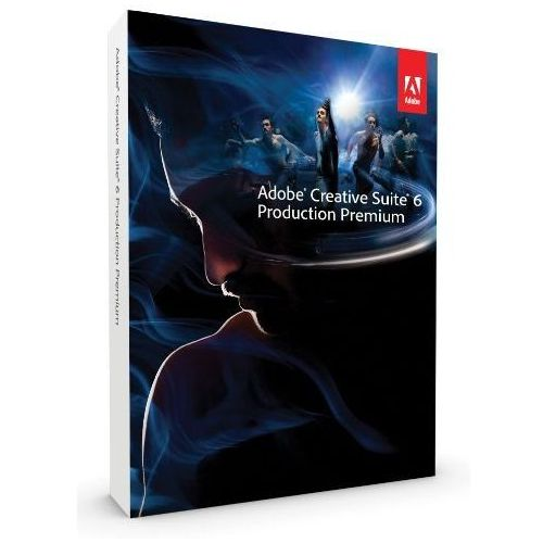 cs6 production premium v.6 mac od producenta Adobe