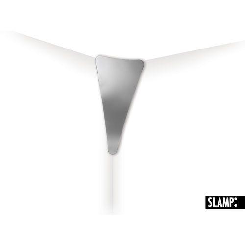 SLAMP by NIGEL COATES Punctum Lampa Ścienna 65x32 cm (PUN14APP0000U_00) od sfmeble.pl