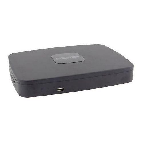 BCS-NVR0801E Rejestrator sieciowy IP 8 kanałowy