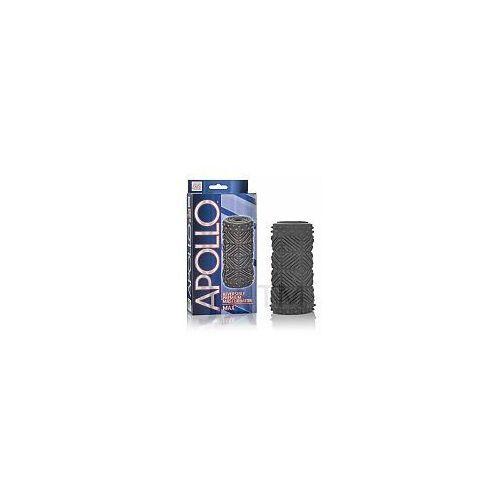 Apollo Reversible Premium Masturbator Max Grey Masturbator dwustronny szary - oferta [05f826771711469b]