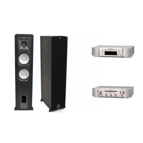 Artykuł MARANTZ PM5005 S + CD5005 S + KLIPSCH KF-26 z kategorii zestawy hi-fi