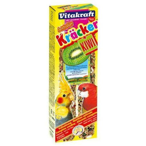 Kracker Australian kolba dla nimfy o smaku kiwi