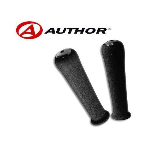 33-402001 Chwyty kierownicy AUTHOR AGR-F-129 130mm czarne - oferta [058942773705b5fd]
