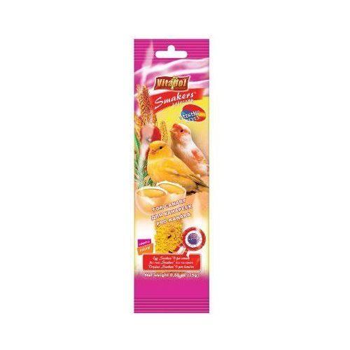 Vitapol Smakers dla kanarka - jajeczny Weekend Style [3257]