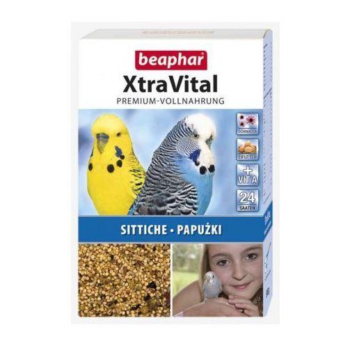 XtraVital Papużki 500g - karma Premium, Beaphar