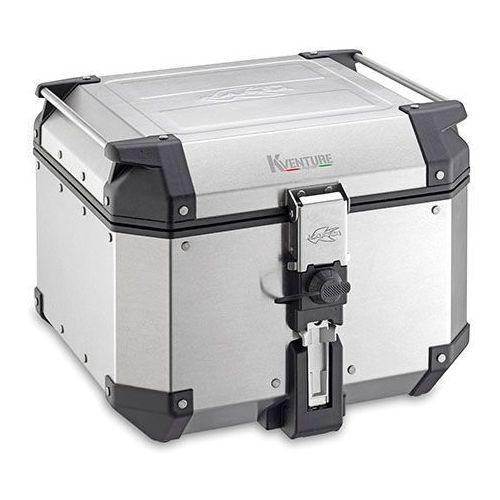 Kufer Kappa KVE42A K-Venture (aluminiowy, srebrny, 42 litry) - oferta [2541deaecf73459f]