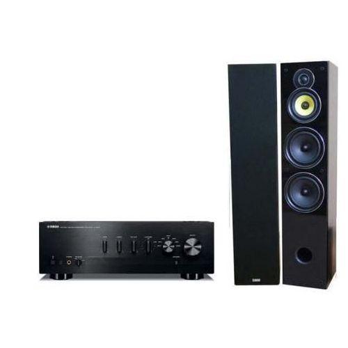 Artykuł YAMAHA A-S300 + TAGA HARMONY TAV-606 v3 z kategorii zestawy hi-fi