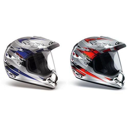 Kask HJC CL-XS VAPOR-BLUE, VAPOR-RED z kategorii kaski motocyklowe