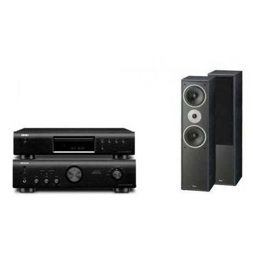 Artykuł DENON PMA-520 + DCD-520 + MAGNAT SUPREME 800 z kategorii zestawy hi-fi