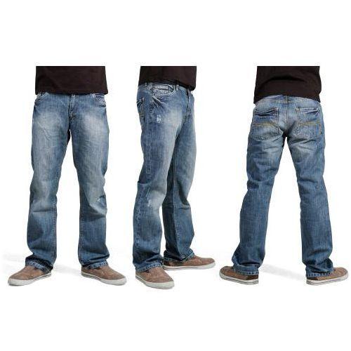 spodnie REELL - Lowrider Destroyed (3170) rozmiar: 30/32 - produkt z kategorii- spodnie męskie