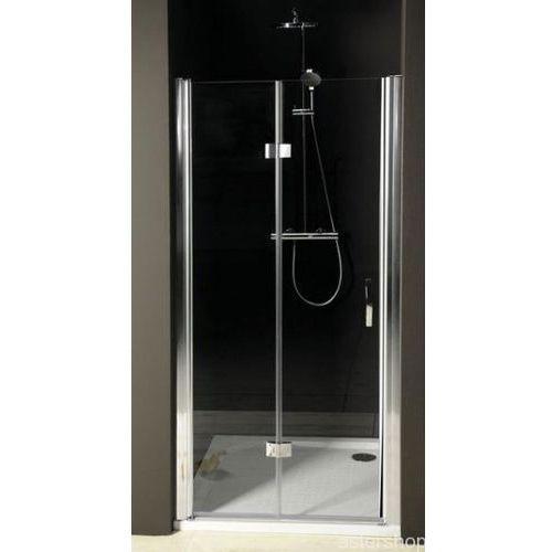 ONE drzwi prysznicowe do wnęki składane lewe 90cm GO7290L (drzwi prysznicowe)