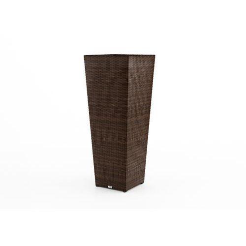 Produkt Donica SCALEO Modern 100 cm brąz, marki Oltre