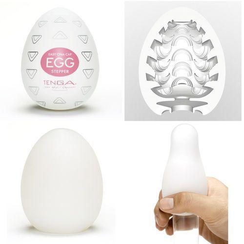 TENGA Masturbator - Jajko Egg Stepper (6 sztuk) - oferta [252e6e20f57564f3]