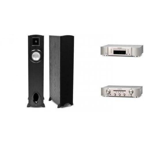 MARANTZ PM5005 S + CD5005 S + KLIPSCH F10 - Tanie Raty za 1%
