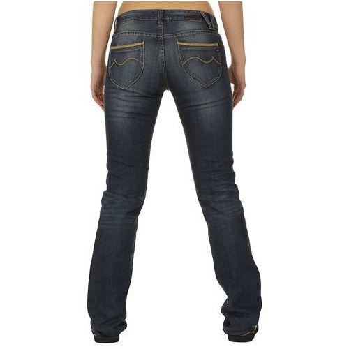 jeansy Roxy Lisa - Dark Sunkissed - produkt z kategorii- spodnie męskie