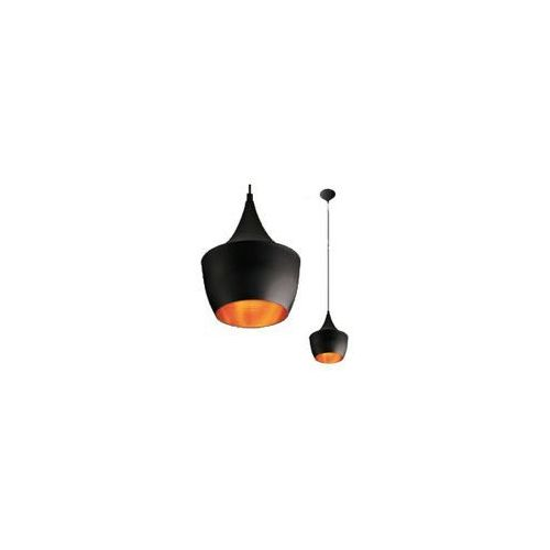 Nowoczesna LAMPA wisząca OPRAWA zwis DO salonu ORI Maxlight P0022 czarny - złoty - sprawdź w MLAMP.pl - Rozświetlamy Wnętrza