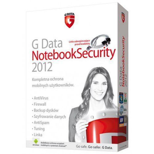 G Data NotebookSecurity 2012 ESD KONTYNUACJA (12 mc) - oferta (55c54173d735e2ed)