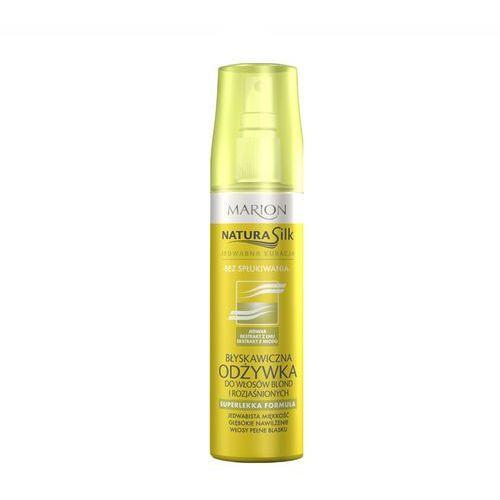 MARION BŁYSKAWICZNA ODŻYWKA DO WŁOSÓW BLOND - DO WŁOSÓW BLOND - produkt z kategorii- odżywki do włosów