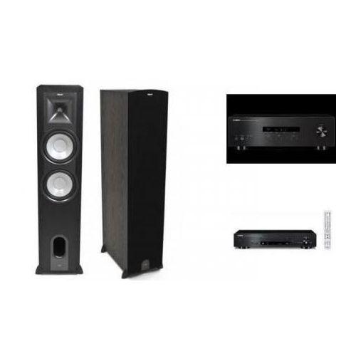 Artykuł YAMAHA R-S201 + CD-N301 + KLIPSCH KF26 z kategorii zestawy hi-fi
