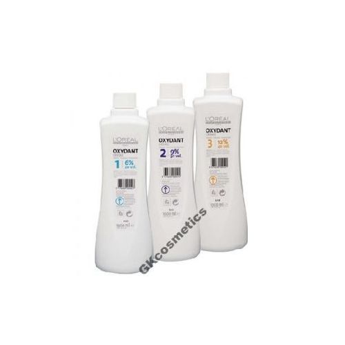 Produkt z kategorii- pozostałe kosmetyki do włosów - LOREAL OXYDANT DO FARB MAJIREL 1000ml 6%, 9% ,12%